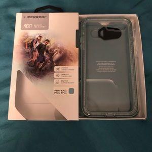 Life proof iPhone 7plus/8plus case